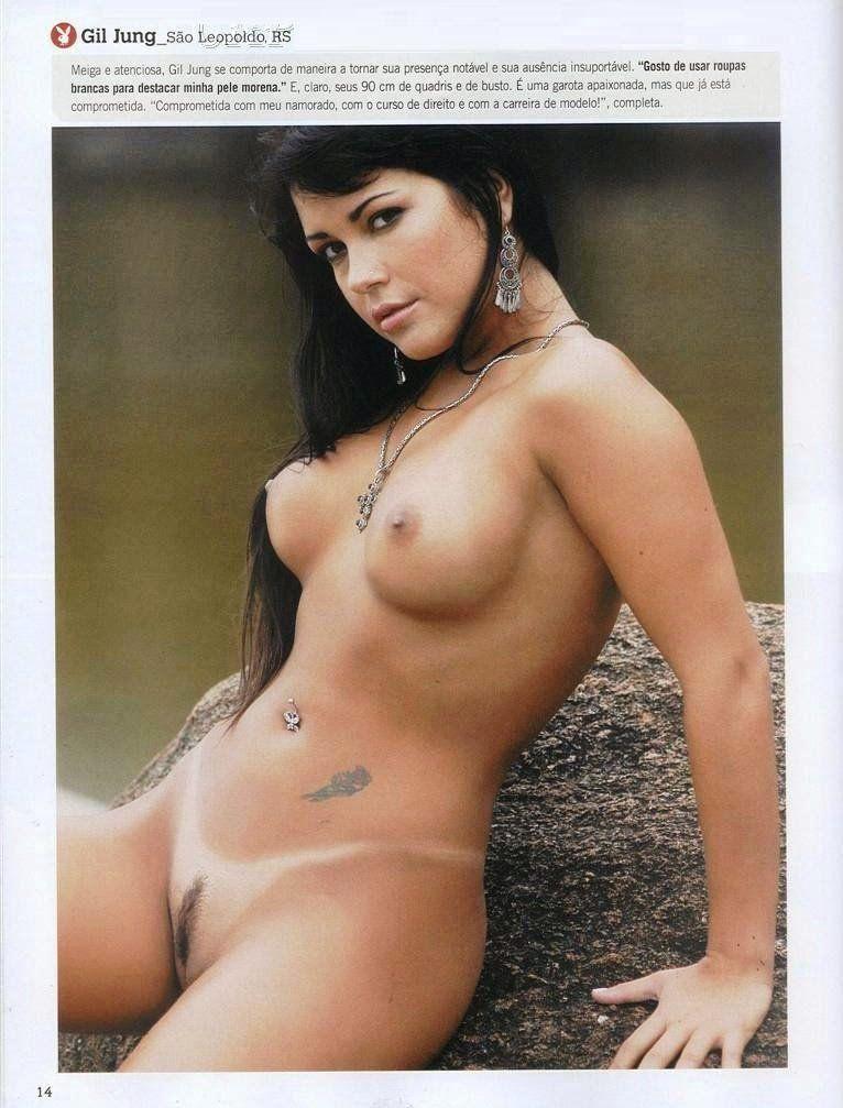 Playboy só com Mulheres Brasileiras Gostosas