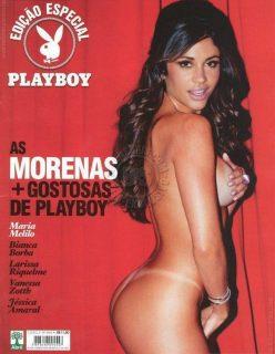 Fotos das Morenas Mais Gostosas da Playboy