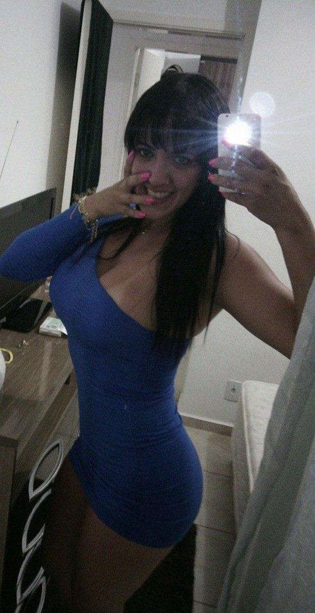 Morena Peituda Gostosa Caiu no Whatsapp-14
