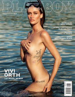 Vivi Orth Nua Pelada Na Playboy De Maio 2016