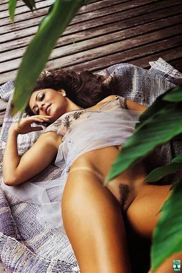 Mulheres Famosas Nuas