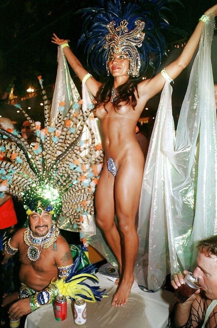 бразильский карнавал видео голых женщин - 5