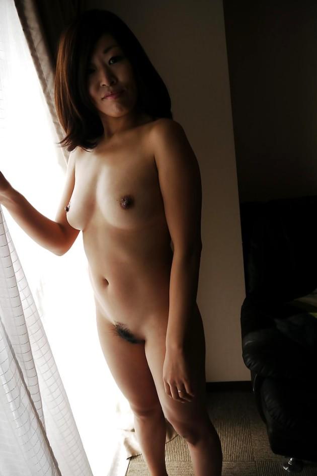 Fotos de asiática da bucetinha peluda nua