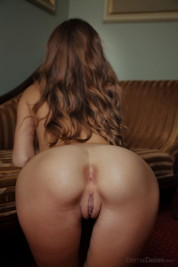 Novinha Pelada Toda Sexy Mostrando A Buceta Linda
