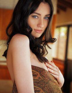 Novinha Magrinha dos Olhos Azuis